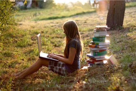 overal kunnen leren is een reden om een online cursus te volgen