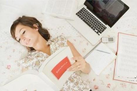 leren wanneer je maar wilt is een reden om een online cursus te volgen