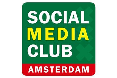 Logo Social Media Club Amsterdam - Live Evenementen