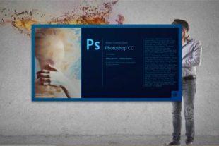 Voorkant adobe online cursus photoshop het programma om professioneel foto's mee te bewerken
