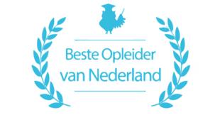 Logo beste opleider van Nederland awards