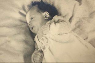 Kinderportretfotografie vlak na de geboorte.