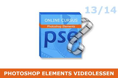 Ga aan de slag en leer alles over Photoshop Elements 13/14