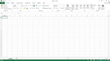 Excel bestaat uit meerdere werkbladen die op hun beurt bestaan uit cellen, met deze cellen kun je makkelijk overzicht houden en berekeningen uitvoeren