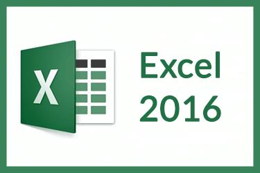 Online Cursus Excel 2016 cursus afbeelding