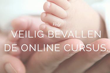 Leer in deze online cursus veilig bevallen alles over zwanger zijn en bevallen
