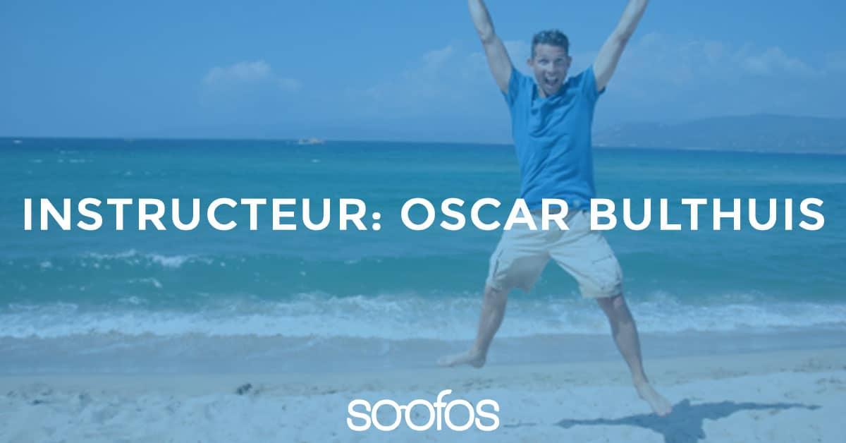 Lees over instructeur Oscar Bulthuis op Soofos