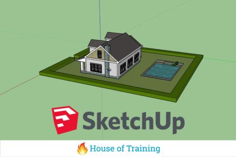 online cursus sketchup make: Maak zelf 3d creaties en ontwerpen in 3d met Sketchup Make