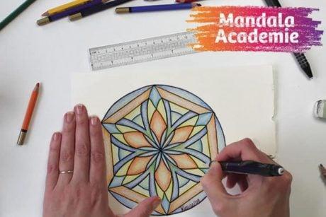 Leer Zelf de mooiste mandala's maken