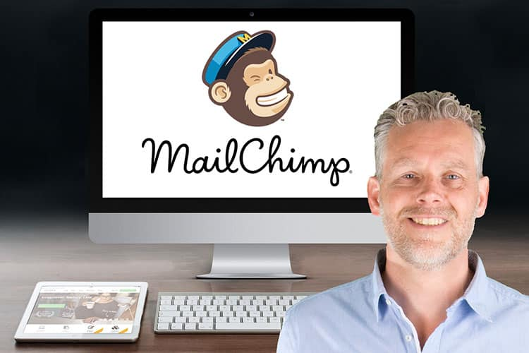Leer mailchimp kennen en zet je eigen e-mail marketing op in deze online cursus mailchimp