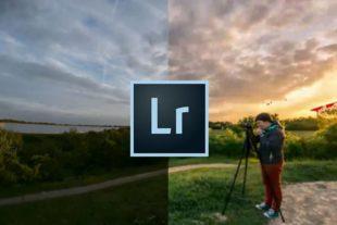 Leer foto's bewerken in lightroom aan de hand van 18 foto projecten met oefenbestanden