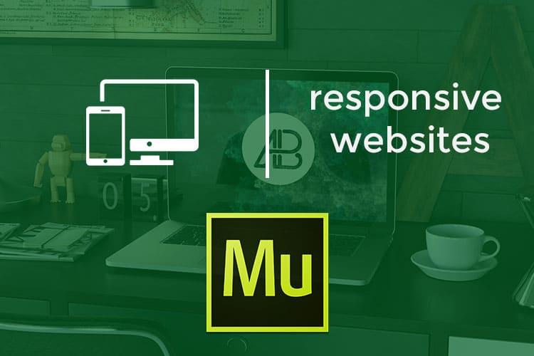 Responsive websites maken met adobe muse zonder kennis van programmeren