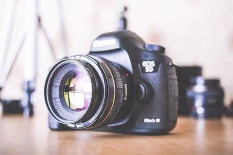 Online basiscursus fotografie: beginnen met de spiegelreflexcamera