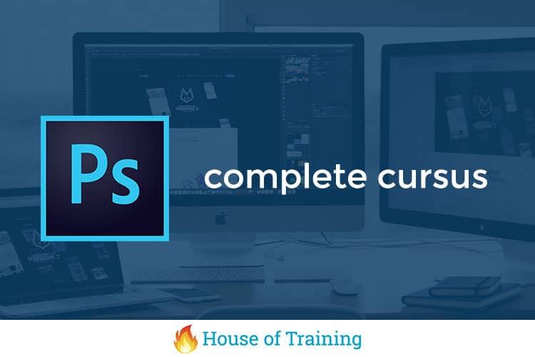 Complete online cursus photoshop cc 2017