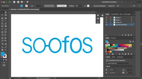 Stap 5 Illustrator logo designen
