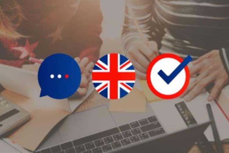 Begin met het leren van de Engelse taal