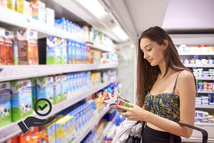 Supermarkt safari - Hoe kan ik gezond boodschappen doen?