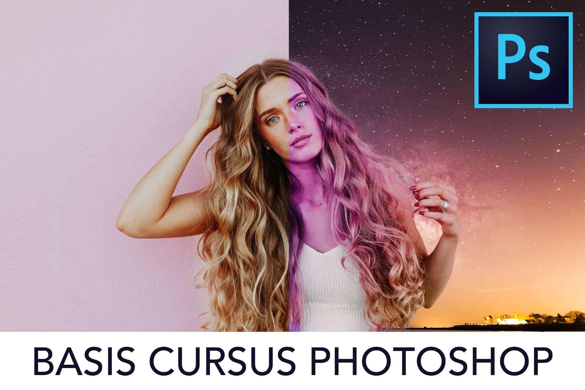 Leer in deze basiscursus Photoshop foto's bewerken