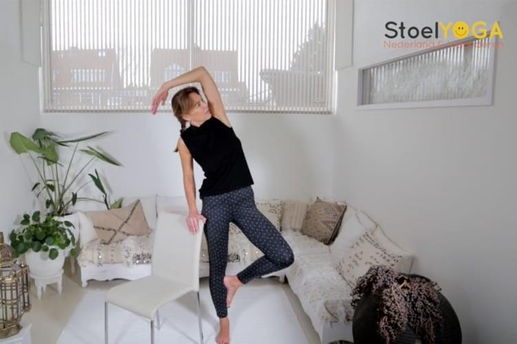 Leer alles over Stoelyoga in deze online cursus