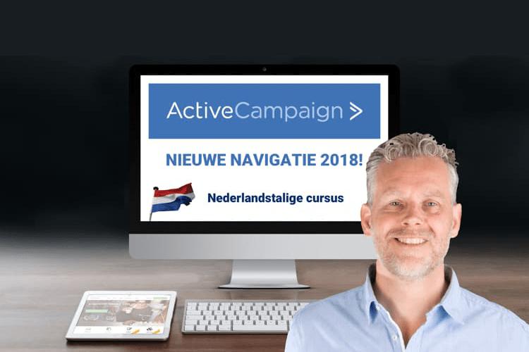 Met deze online cursus word je een pro in emailmarketing met Active Campaign
