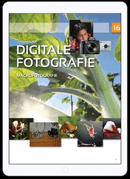 Voorbeeld van een hoofdstuk uit de online cursus digitale fotografie