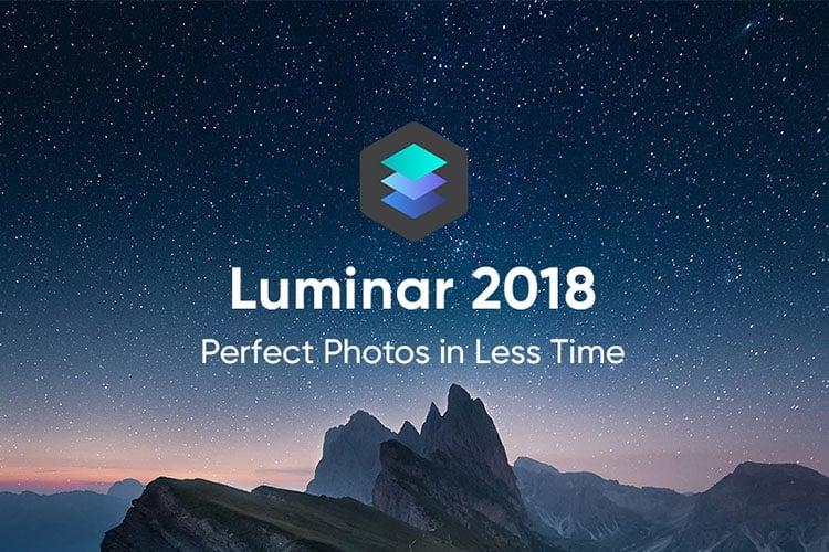 Leer alles over fotobewerking met Luminar