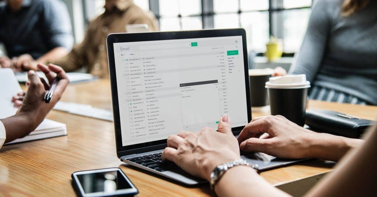 Zakelijke e-mail schrijven: hoe doe je dat?