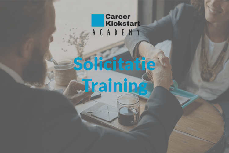Career kickstart - gratis sollicitatietraining - Soofos