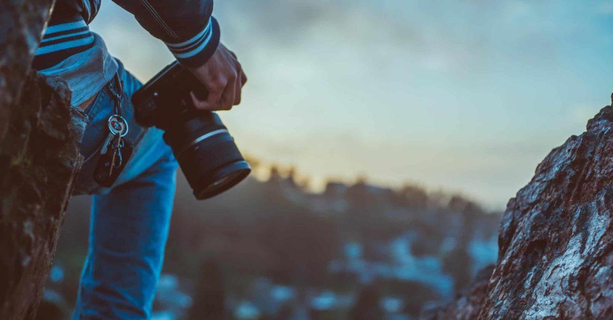 Ga aan de slag met fotografie en ga kunst maken
