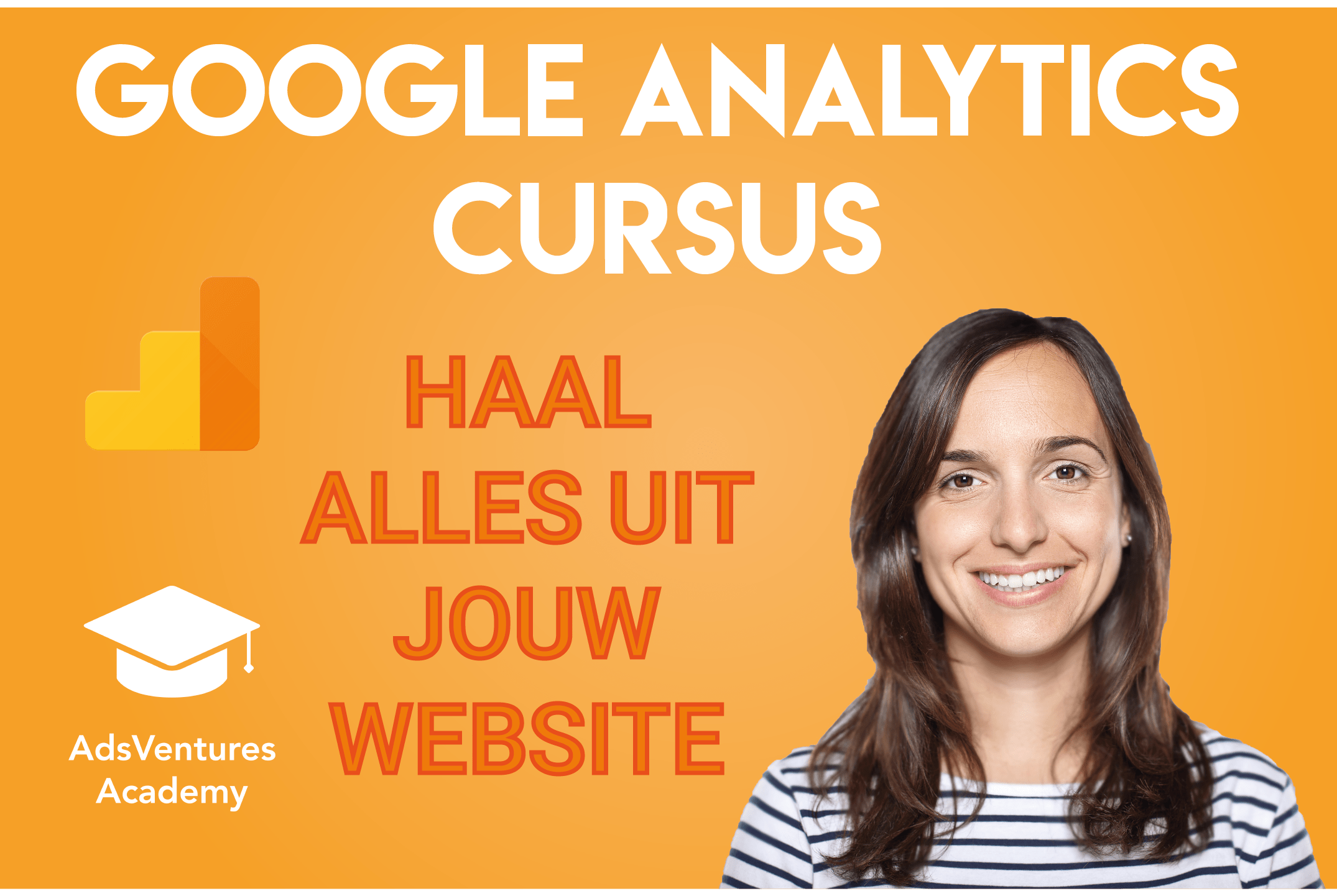 Leer alles over Google Analytics