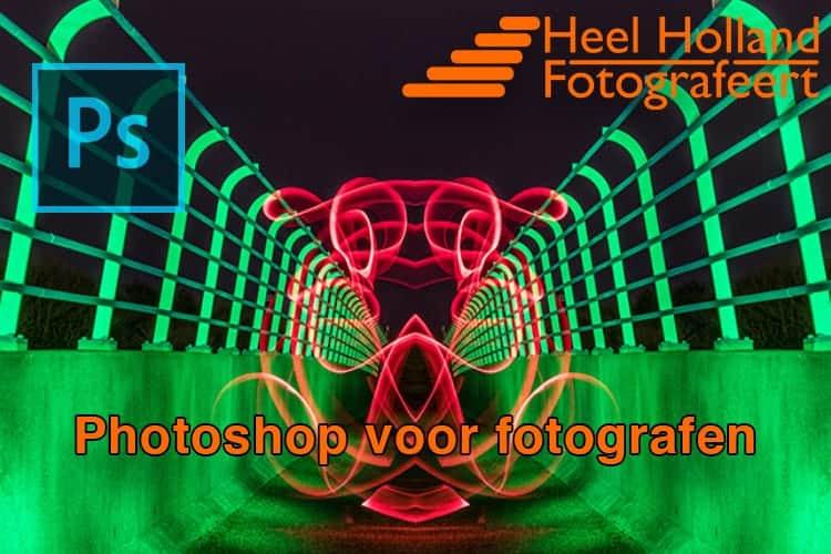 Leer in deze cursus Photoshop CC 2019 alles dat je nodig hebt als fotograaf.