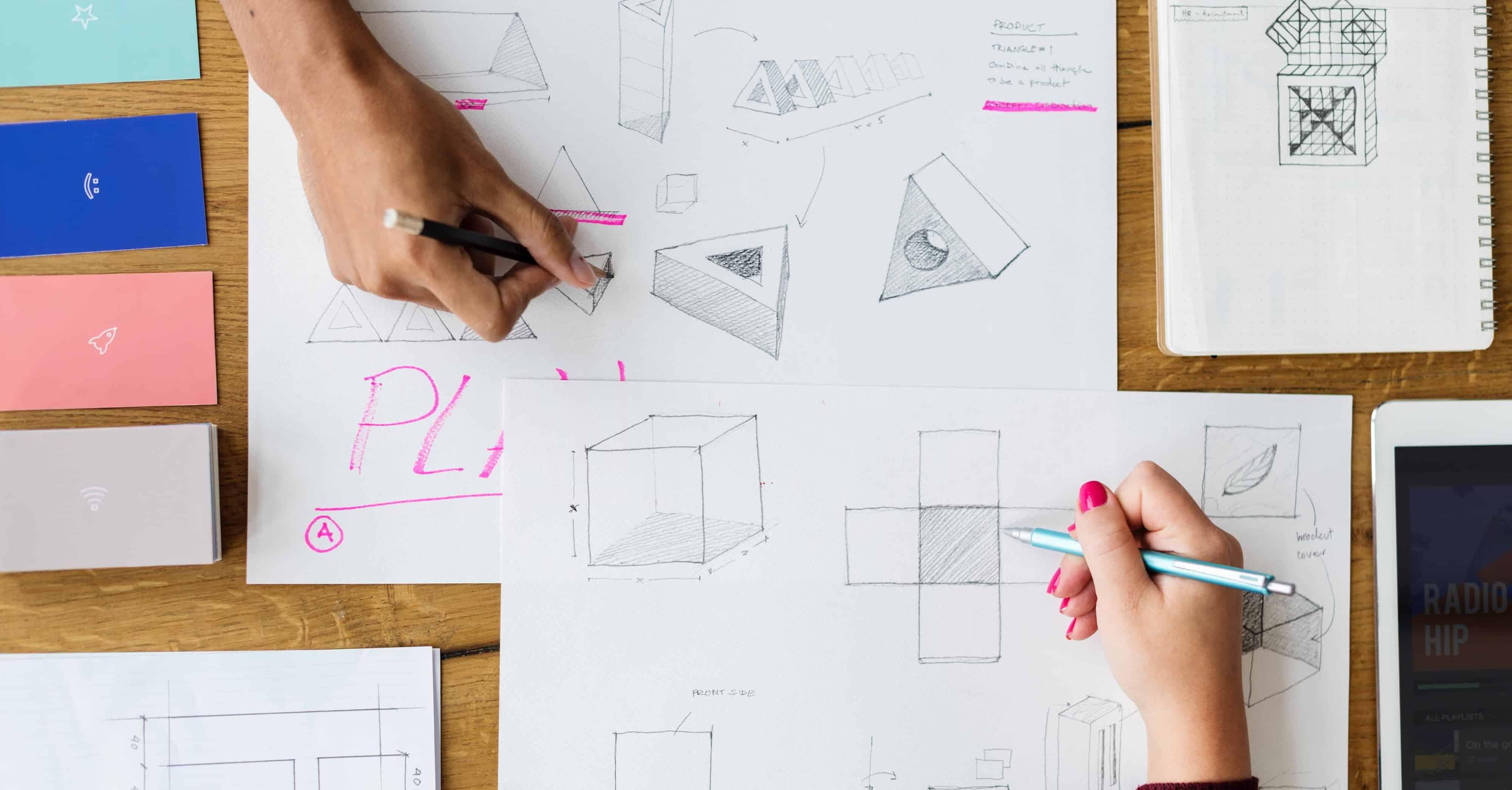 Leren tekenen helpt jou visuele vermogen te ontwikkelen! Lees hier meer!