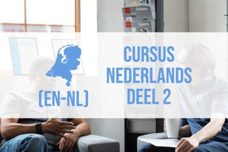 Ga in deze vervolgcursus Nederlands dieper in de op de taal