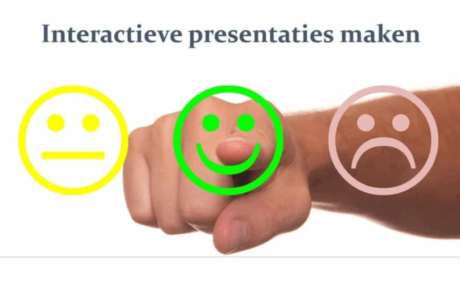 Leer je presentatie interactief te maken met Poll Everywhere