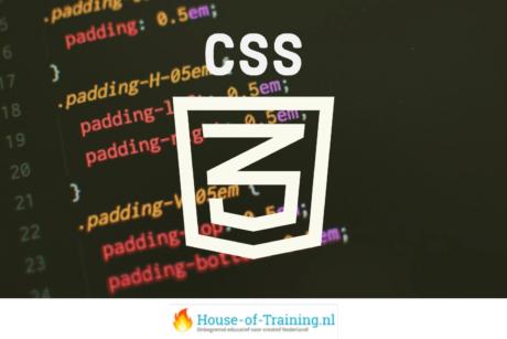 Leer over webdesign met CSS in deze basiscursus