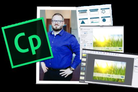 Leer over Adobe Captivate in deze beginnerscursus