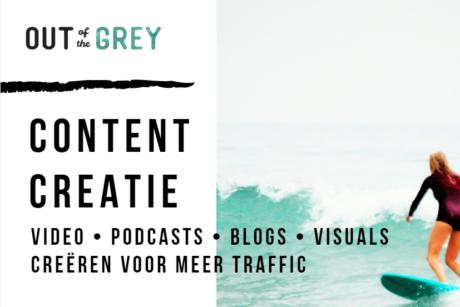 Leer over Content marketing voor ZZP