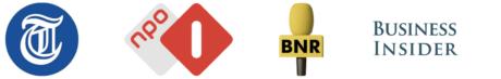 Deze gratis bitcoin cursus is bekend van deze mediakanalen.