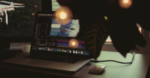 adobe after effects in actie