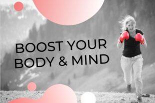 Breng je lichaam en geest weer in topvorm met deze online cursus boost your body and mind