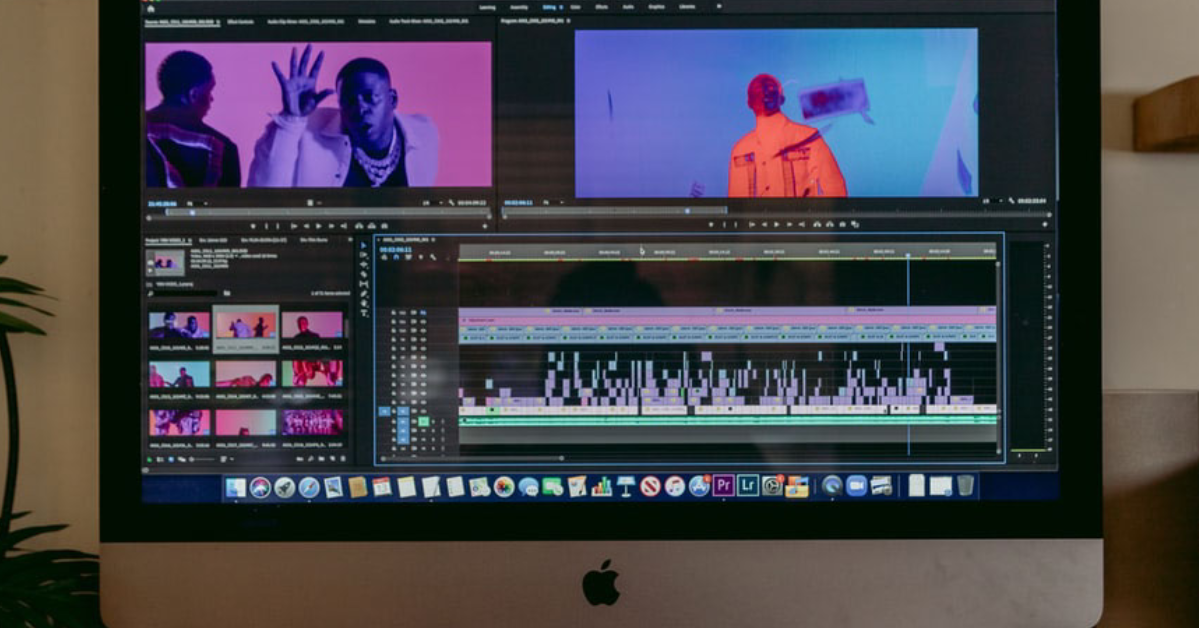 video editing tool Premiere Pro