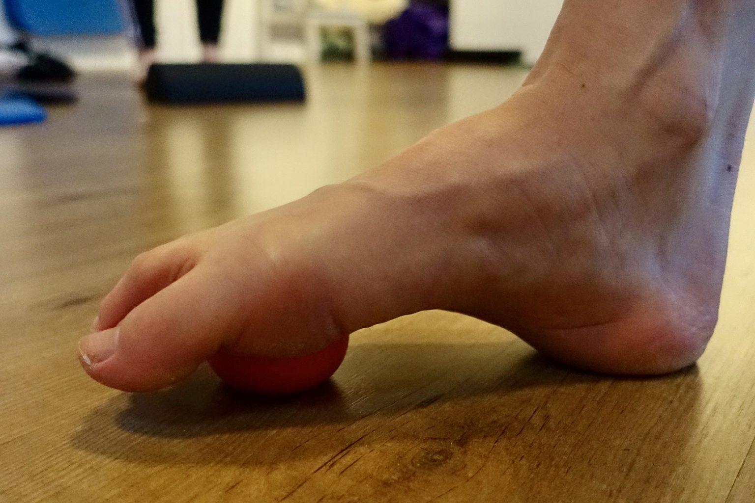 afbeelding voor cursus gezonde voeten