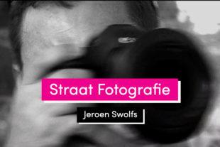 Ontdek de mogelijkheden van Straatfotografie, een online cursus gegeven door Jeroen Swolfs