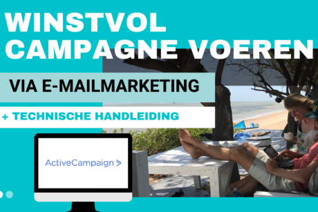 Online cursus winstvol campagnevoeren via e-mailmarketing met active campaign