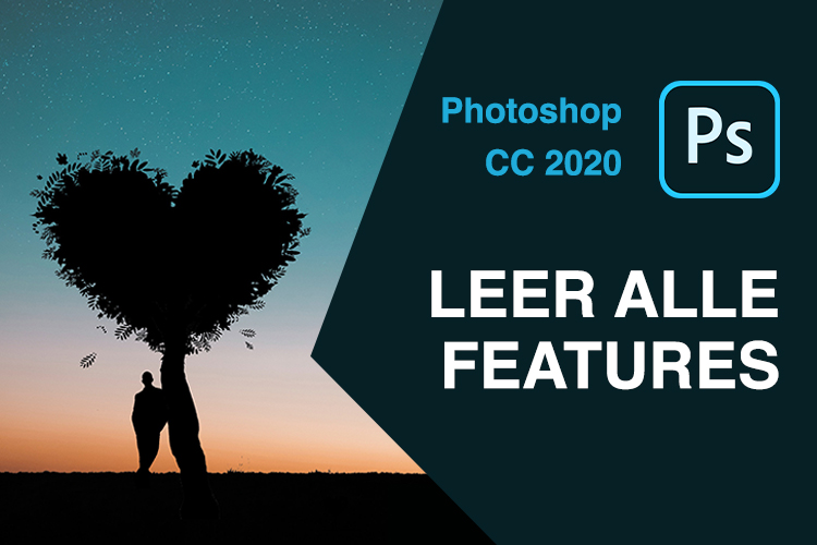 Leer alles over Photoshop CC 2020