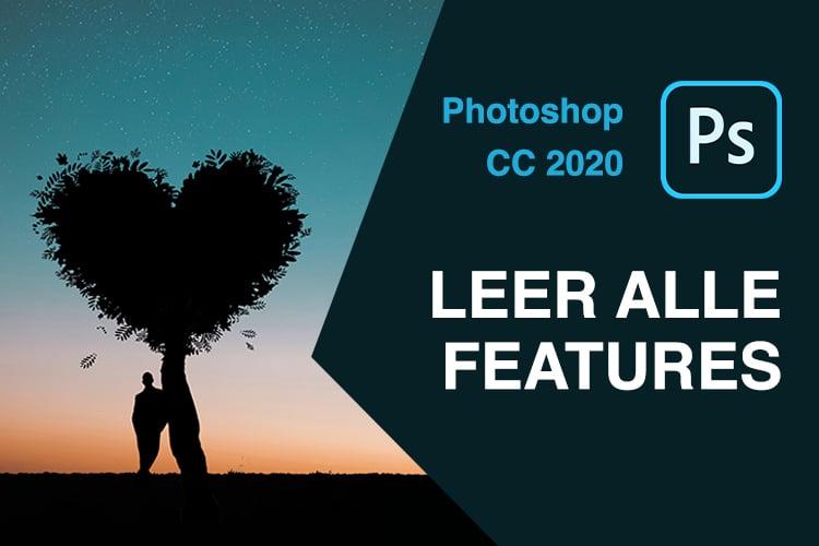 Leer alles over Photoshop CC 2020
