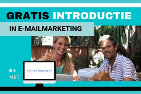 gratis introductie emailmarketing