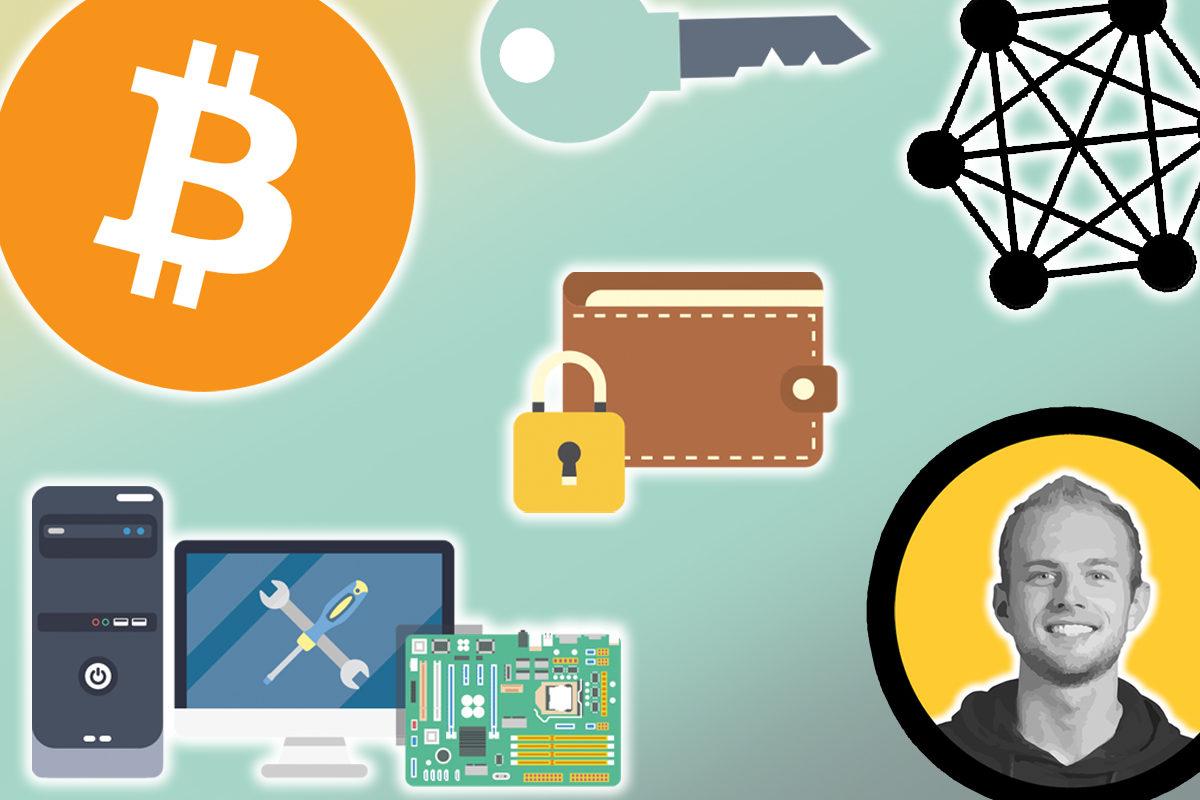 In deze cursus leer je kennismaken met Bitcoin