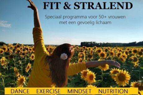 Cursus voor vrouwen van 50 jaar of ouder die fit en stralend willen worden ondanks dat ze niet intensief kunnen sporten