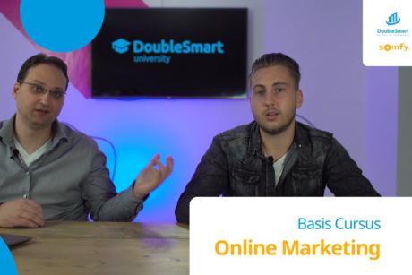 In de basiscursus online marketing leer je de basis van online marketing